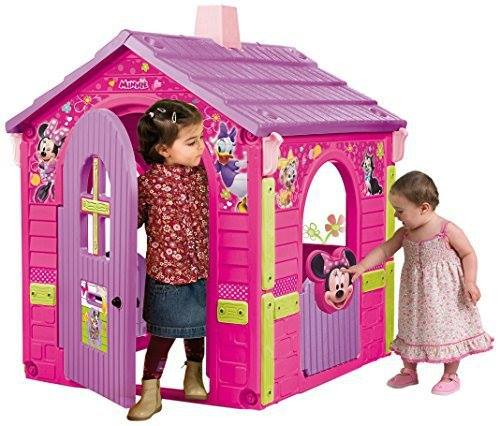 Casita minnie casita minnie mouse casita de minnie for Casita infantil jardin segunda mano